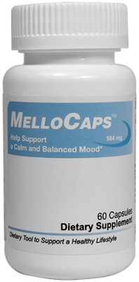 mellocaps bottle