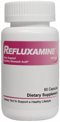 refluxamine bottle