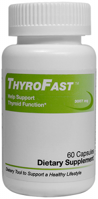 thyrofast bottle