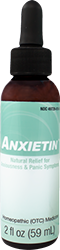 anxietin bottle